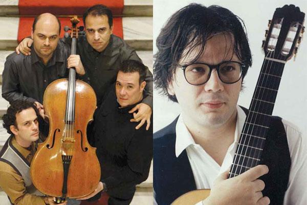 Athens String Quartet – Dionisys Anninos