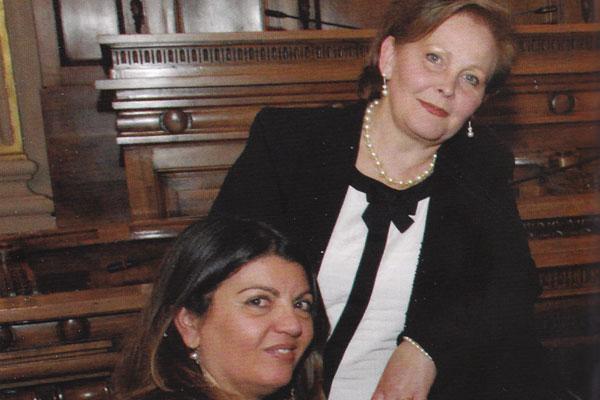 Evghenia Dundekova – Francesca Matacena